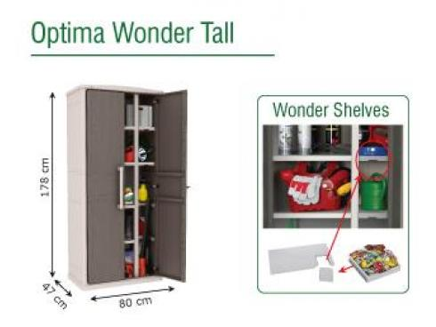 Optima Wonder Tall 實用形高櫃